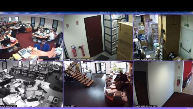 Vidéosurveillance, un dispositif efficace pour sécuriser les commerces