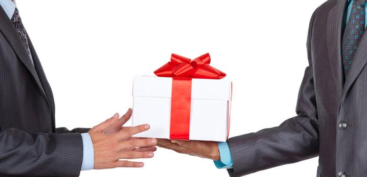 Quelle réglementation pour les cadeaux d'affaires ?